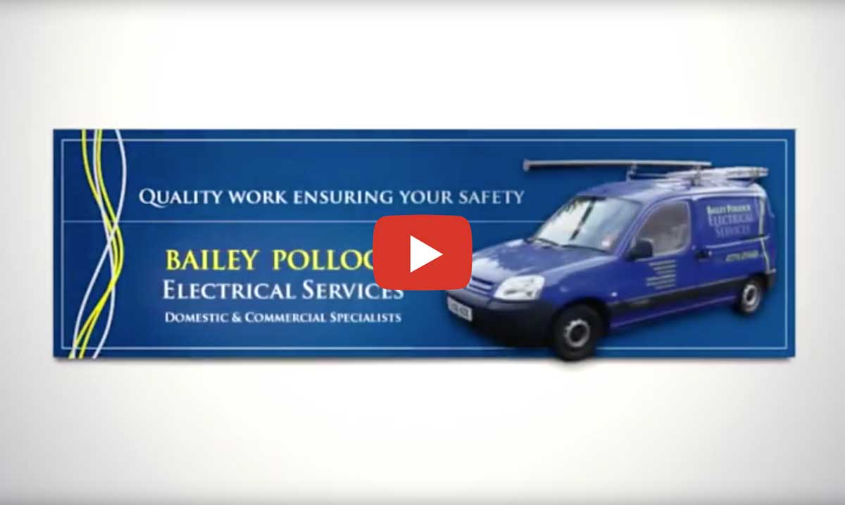 Bailey Pollock van that can be clicked to view video